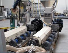 Оборудование для производства пленок