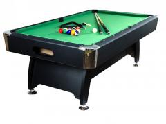 Pool table WINNER 8 ft / black /