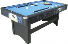 Бильярдный стол 6 футов BUFFALO HUSTLER