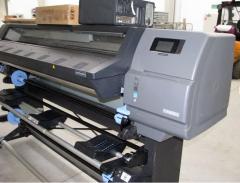 Plotter HP 330 Latex E2X76A