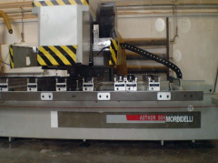 Machining center Morbidelli Author 504