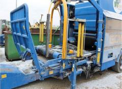 Оборудование для транспортировки зерна