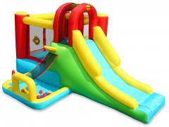 Inflatable Play Center ADVENTURE COMBO 8 in 1