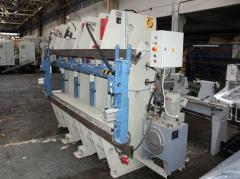 Press for gluing floorboard FAMAD HSDP 25