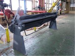 Cormac bending sheet metal