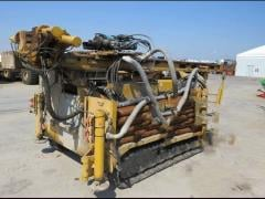 Tracked self-propelled drilling rig ECOFORE CE603G