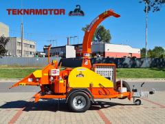 Chipper, wood chipper, shredder, Skorpion 350 SDB