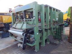 Press for gluing wood KALLESOE LV 4514