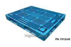 Palety plastikowe duże wymiary 1500x1000, 1500x1200, 1500x1300, 1500x1500