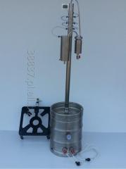 Машини та устаткування для виробництва алкогольних