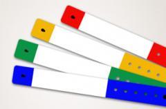Medical identification bracelets