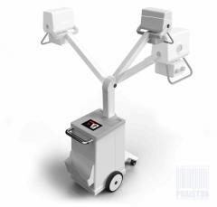 Mobile X-ray camera Alma 32kW