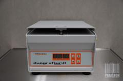 Laboratory centrifuge PROTEAL DUOGRAFTER-II