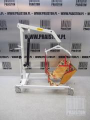 Lift and transport the patient bathing POLMATEX