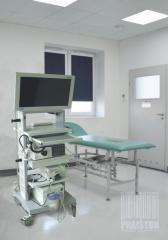 Set endoscopic OLYMPUS 190