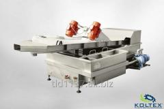 Components for granulating machines