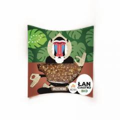 BIO Łan cookie 40g - цельнозерновые, без сахара /