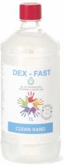Эффективный гель для дезинфекции рук DEX-FAST с