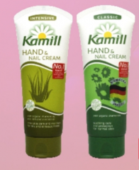 Nourishing hand and nail cream Kamill 100ml