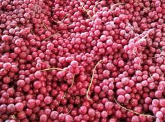 Frozen cherry fruit