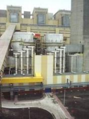 Instalacja odsiarczania spalin