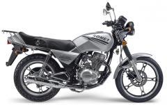 Romet K-125 Motocykl