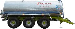 Wóz asenizacyjny marki Pomot Typ T520