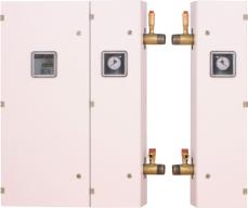 Bateria kotłów wodnych EKW - AsB-II Bateria