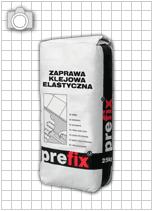 Zaprawa klejowa elastyczna Prefix ZE