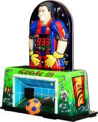 Automatic kicking ball KICKER