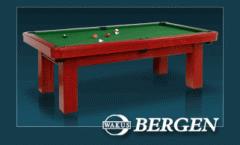 Stoły bilardowe Model Bergen