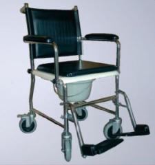 Wózek inwalidzki toaletowy VCWK2