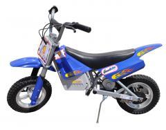 Motorek z napędem elektrycznym