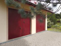 Bramy garażowe Garsta eko