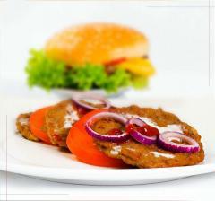 Hamburger frykaburger 100 mm