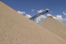 Żwiry i piaski: