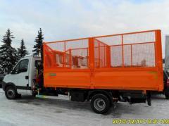 Lorries, medium-duty