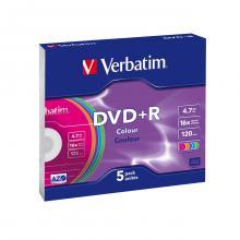 Dyski DVD-R Verbatim
