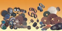 Narzędzia i materiały ścierne nasypowe