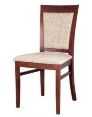 Krzesło drewniane model, AL-190-V, krzesła
