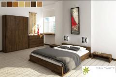 Sypialnia TAHITI