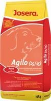Agilo - chrupiący pokarm dla aktywnych psów