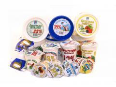 Śmietana jogurtowa 9%