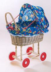 Wózek lalkowy wyklinowy