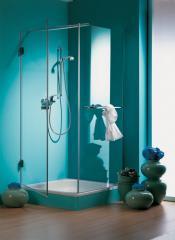 System szklanych kabin prysznicowych BF 132