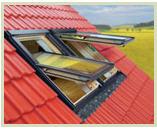 Dachowe okno