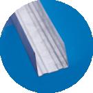 Profil przyścienny sufitowy UD