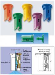 Kompaktowe rozpylacze eżektorowe IDK 90