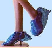 Foliowe obuwie