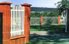 Architektura ogrodzeniowa i ogrodowa